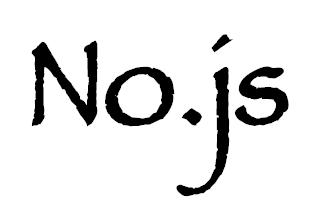 No.js logo